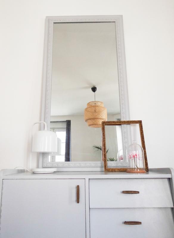 DIY ecrire sur miroir 3