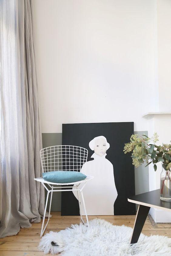 chaise bertoia 5