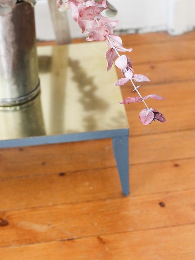 DIY laiton porte plantes 13