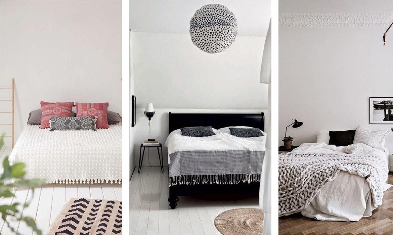 idée déco : une chambre épurée qui a du style !  Une hirondelle