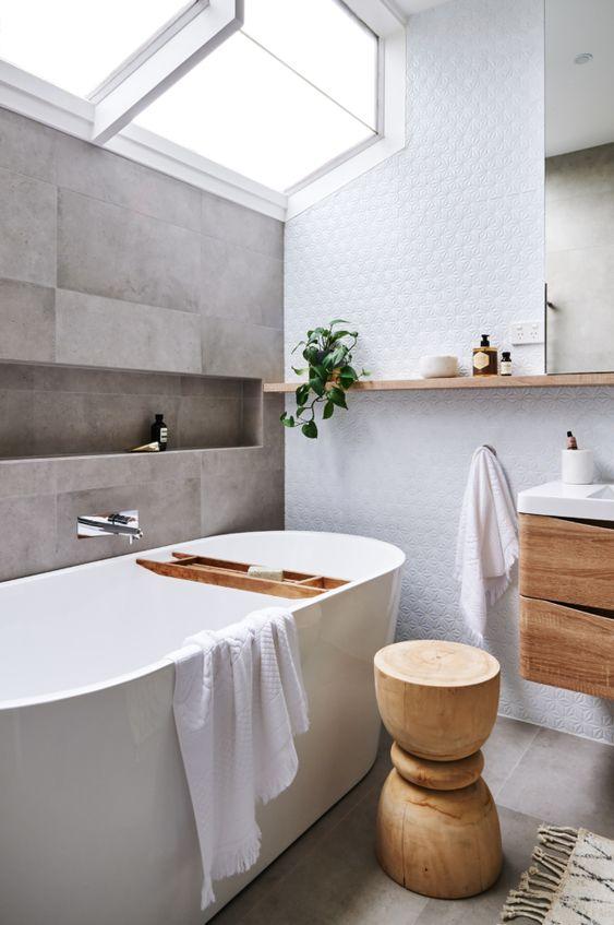 5 astuces pour se créer une salle de bain zen | Une hirondelle dans ...