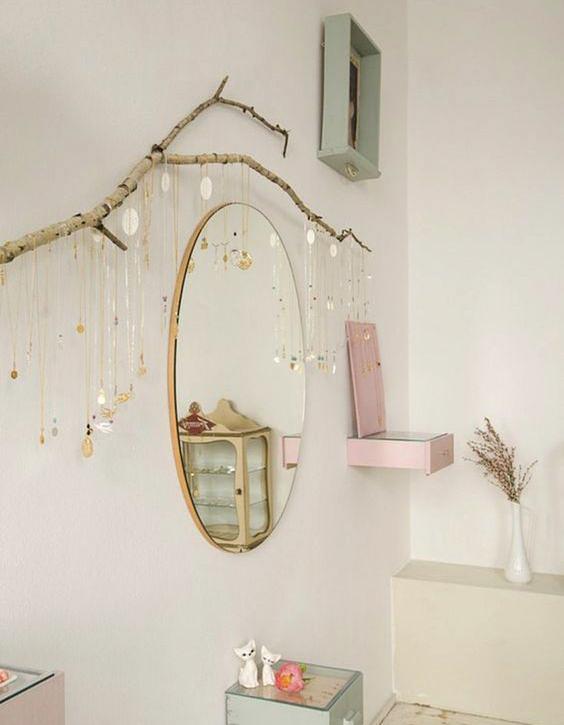 diy branche d 39 arbre 12 id es r aliser une hirondelle dans les tiroirs. Black Bedroom Furniture Sets. Home Design Ideas