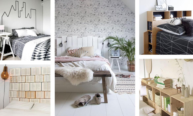 Porte En Tete De Lit 40 idées pour une tête de lit | une hirondelle dans les tiroirs