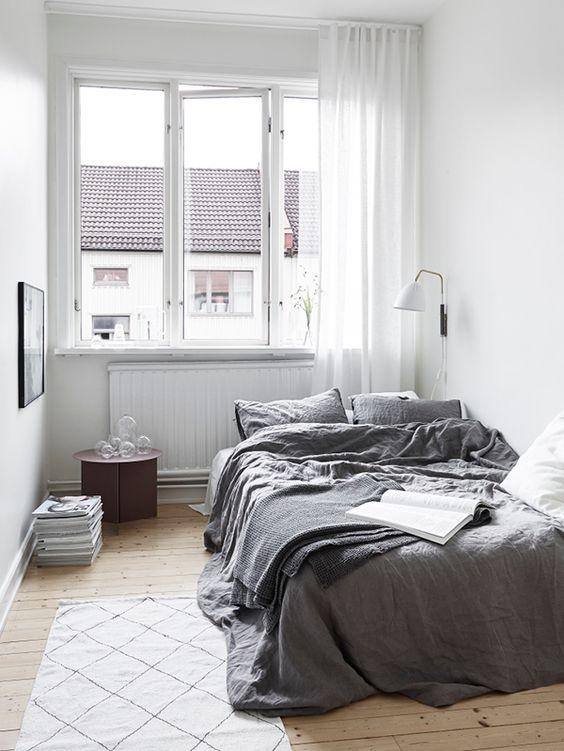 Beautiful Chambre En Longueur Ideas House Design