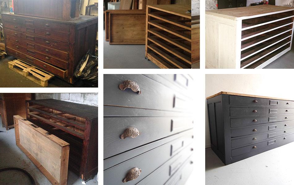Audacieuse Rénover un meuble : 15 conseils pour vous aider | Une hirondelle JT-83
