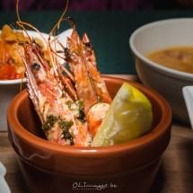 """Menu dégustation """"Espagne"""" Mars 2018 - © OLImages.be 2018"""