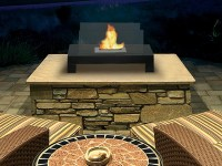 Smokeless Fireplaces Are Great For Modern Houses!   A ...