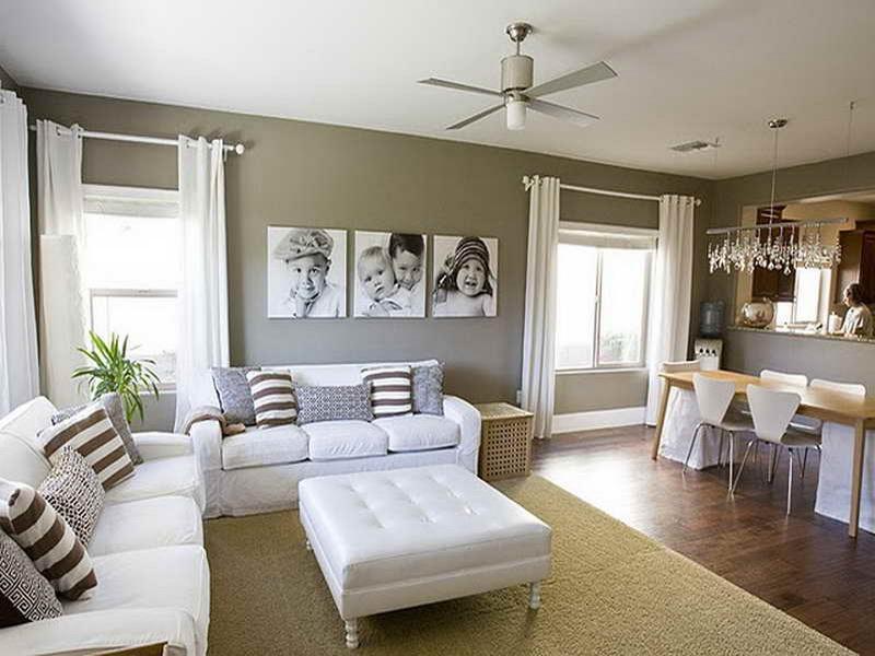 paint schemes for living room flowers arrangement small ideas a creative mom