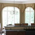 Bay window curtain treatment ideas from user submitted