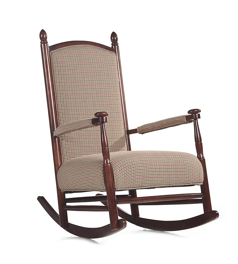 kids upholstered rocking chair extra large office a creative mom