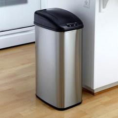 Hide Kitchen Trash Can Faucet Sprayer Attachment Garbage Storage 1024x1024 A Creative Mom