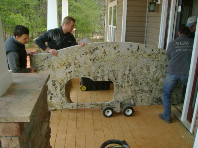Install Granite Countertops Yourself