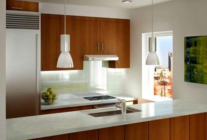 Apartment Kitchen Design Ideas