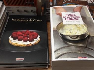 Des livres de cuisine pas comme les autres...