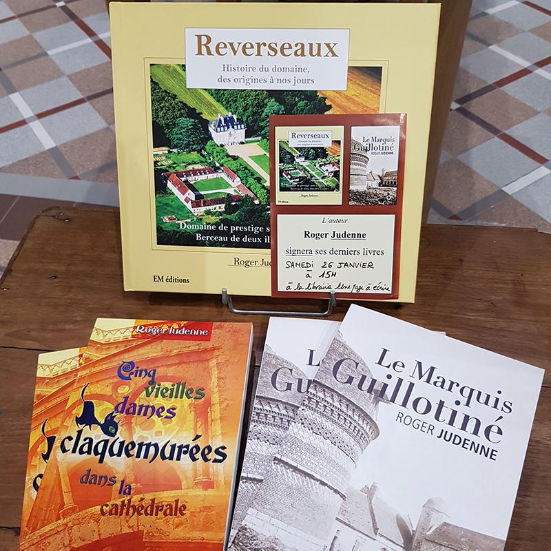 Livres de Roger Judenne