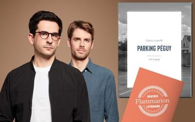 Rencontre avec Charles Coustille et Léo Lepage samedi 5 octobre 2019 – Parking Péguy (Flammarion)