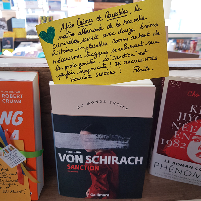 Von Schirach Sanction