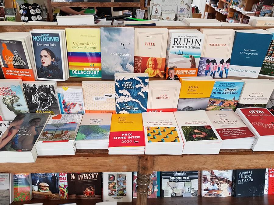 Un premier aperçu de la rentrée littéraire 2020 : romans parus en août