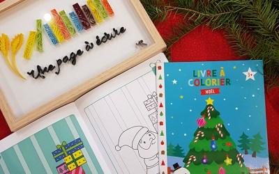 Préparons Noël ensemble ! Conseils pour le confinement de novembre, 2e partie