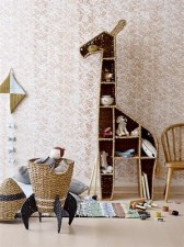 décoration rangement chambre d'enfant
