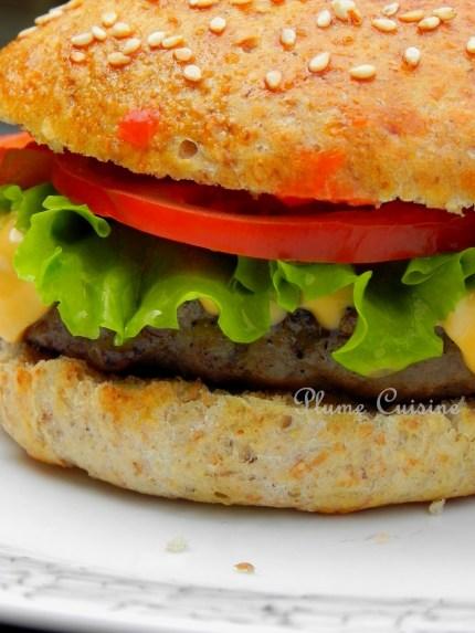 Hamburger-maison