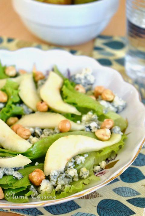 Salade-de-poires-et-gorgonzola