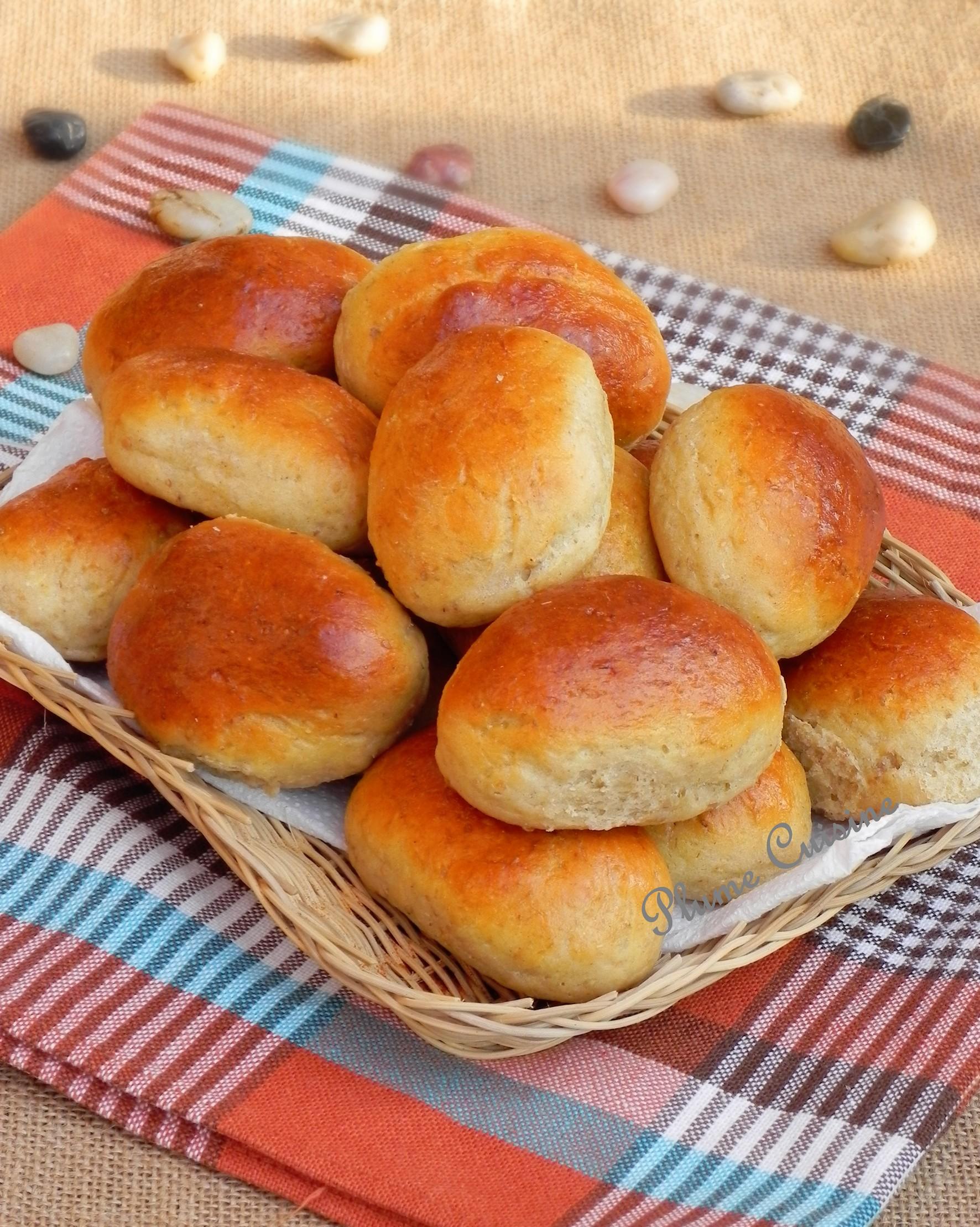 Petits pains antillais une plume dans la cuisine - Cuisine antillaise facile ...