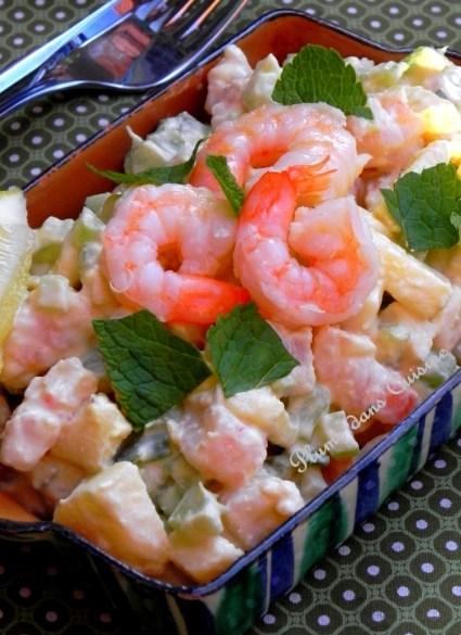 salade crevettes sans mayonnaise2