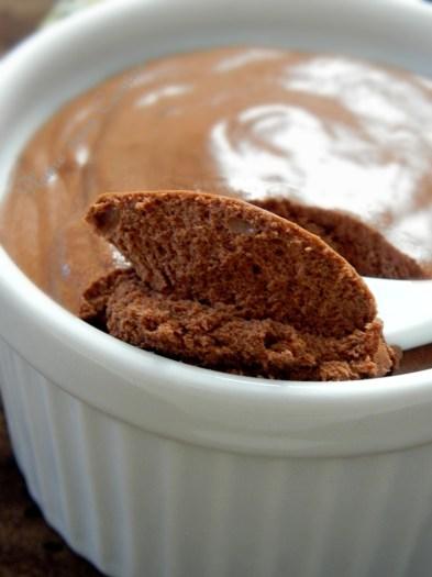 Mousse chocolat noir (25)