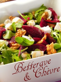 Salade-betterave-et-chèvre
