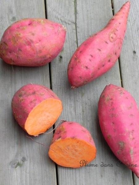 potage patates douce avec pommes et lentilles corail (3)
