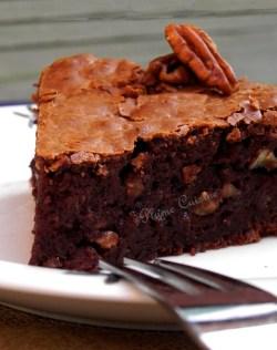 gâteau fondant chocolat et noix (29)