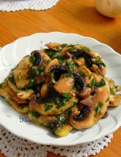 champignons marinés (11)