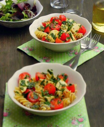pâte tomate mozzarella (17)