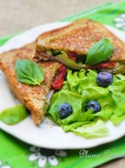 sandwich-tomates-mozzarella
