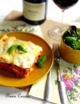 Lasagnes traditionnelles à la viande