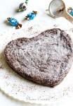 Fondant au chocolat en poudre