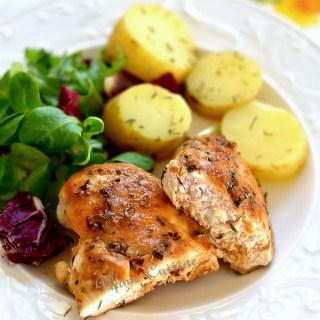 Blanc-de-poulet-au-four-recette