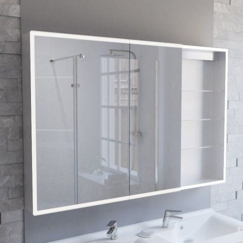 Miroir Armoire De Salle De Bain Pas Cher