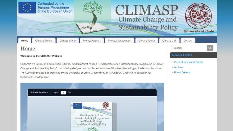 CLIMASP Site