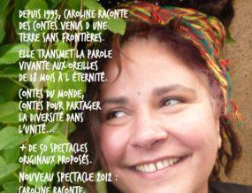 Magguy Faraux et ses contes du diable des gourmandises - Une sorcière m'a  dit