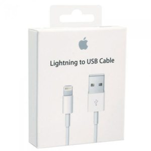 APPLE® MD818ZM/A LIGHTNING TO USB CABLE 1m BLISTER