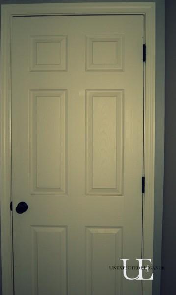 Pinterest Challenge Day 5:  Half Door