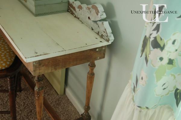 Vanity details
