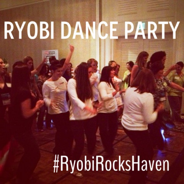Ryobi Rocks Haven