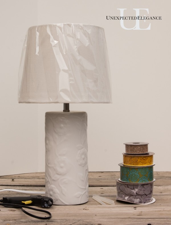 How To Create A Custom Lamp Shade Unexpected Elegance