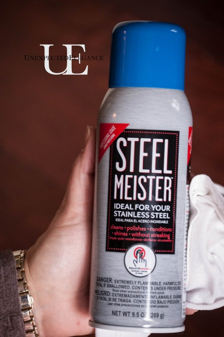 The most amazing stainless steel cleaner!-1-2