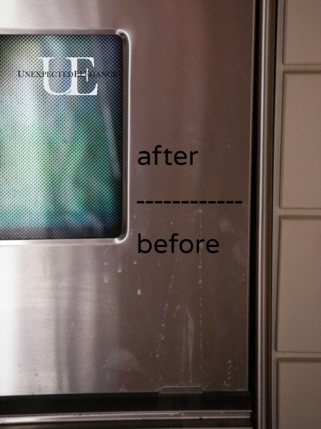 The most amazing stainless steel cleaner!