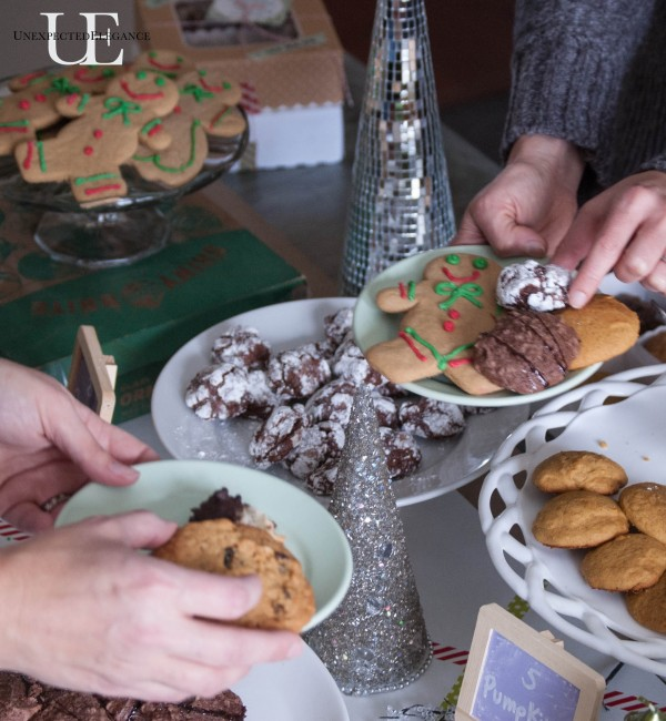 Holly JOlly Cookie Exchange Party #ButterHoliday #shop