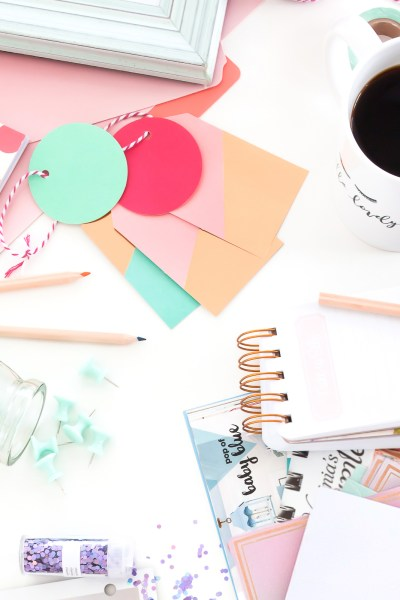 Getting Organized with Free Printables and Labels